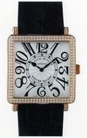 Replica Franck Muller Master Square Mens Large Unisex Wristwatch 6000 H SC DT R-22