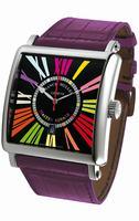 Replica Franck Muller Master Square Large Ladies Ladies Wristwatch 6000 K SC DT COL DRM R
