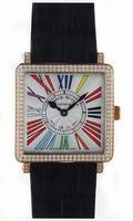 Replica Franck Muller Master Square Ladies Large Large Ladies Wristwatch 6002 M QZ R-27