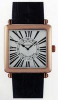 Replica Franck Muller Master Square Ladies Large Large Ladies Wristwatch 6002 M QZ R-36