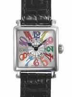 Replica Franck Muller Master Square Ladies Small Small Ladies Wristwatch 6002PQZV COL DRM