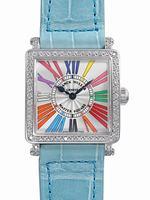 Replica Franck Muller Master Square Ladies Medium Midsize Ladies Wristwatch 6002SQZDP COL