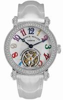 Replica Franck Muller Ronde Large Ladies Ladies Wristwatch 7002 T COL DRM D