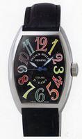 Replica Franck Muller Ladies Medium Cintree Curvex Midsize Ladies Wristwatch 7502 QZ COL DRM O-2