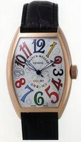 Replica Franck Muller Ladies Medium Cintree Curvex Midsize Ladies Wristwatch 7502 QZ COL DRM O-4