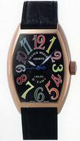 Replica Franck Muller Ladies Medium Cintree Curvex Midsize Ladies Wristwatch 7502 QZ COL DRM O-5