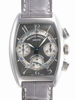 Replica Franck Muller Chronograph Large Mens Wristwatch 7502CC
