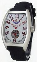 Replica Franck Muller Revolution 1 Tourbillon Midsize Mens Wristwatch 7850 T REV 1-4