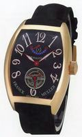 Replica Franck Muller Revolution 1 Tourbillon Midsize Mens Wristwatch 7850 T REV 1-5
