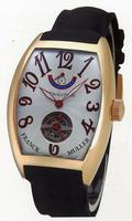 Replica Franck Muller Revolution 1 Tourbillon Midsize Mens Wristwatch 7850 T REV 1-6