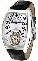 Replica Franck Muller Revolution Midsize Mens Wristwatch 7850 T REV 2