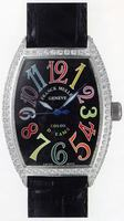 Replica Franck Muller Mens Medium Cintree Curvex Extra-Large Mens Wristwatch 7851 SC COL DRM-2