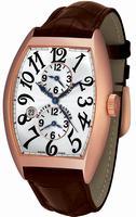 Replica Franck Muller Master Banker Large Mens Wristwatch 7880 MB SC DT