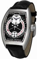 Replica Franck Muller Seconde Deloyale Large Mens Wristwatch 7880 SEC DEL