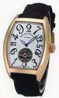 Replica Franck Muller Cintree Curvex Crazy Hours Tourbillon Extra-Large Mens Wristwatch 7880 T CH COL DRM-12