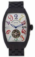 Replica Franck Muller Cintree Curvex Crazy Hours Tourbillon Extra-Large Mens Wristwatch 7880 T CH COL DRM-6