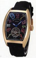 Replica Franck Muller Cintree Curvex Crazy Hours Tourbillon Extra-Large Mens Wristwatch 7880 T CH COL DRM-9