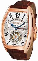 Replica Franck Muller Master Calendar Large Mens Wristwatch 7880 T MC