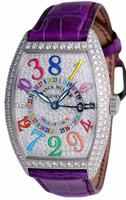 Replica Franck Muller Totally Crazy Midsize Ladies Ladies Wristwatch 7880 TT CH COL DRM D CD