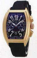 Replica Franck Muller King Conquistador Chronograph Large Mens Wristwatch 8005 K CC-3