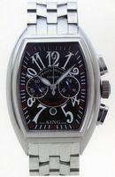 Replica Franck Muller King Conquistador Chronograph Large Mens Wristwatch 8005 K CC O-2