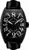 Replica Franck Muller Black Croco Large Mens Wristwatch 8880 CH BLK CRO