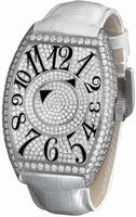 Replica Franck Muller Double Mystery Curvex Large Ladies Ladies Wristwatch 8880 DM D CD