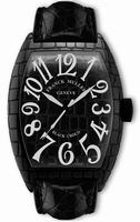 Replica Franck Muller Black Croco Large Mens Wristwatch 8880 SC BLACK CROCO