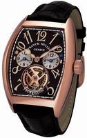 Replica Franck Muller Master Banker Large Mens Wristwatch 8880 T MB