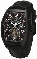 Replica Franck Muller Quantieme Perpetuel Large Mens Wristwatch 8880 T QP NR