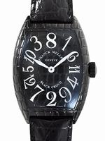 Replica Franck Muller Black Croco Large Mens Wristwatch 8880CH BLK CRO