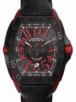 Replica Franck Muller Conquistador Grand Prix Large Mens Wristwatch 8900SC GP ERG
