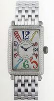 Replica Franck Muller Ladies Small Long Island Small Ladies Wristwatch 902 QZ COL D-1