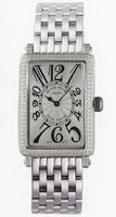 Replica Franck Muller Ladies Small Long Island Small Ladies Wristwatch 902 QZ O-1