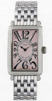 Replica Franck Muller Ladies Small Long Island Small Ladies Wristwatch 902 QZ O-4