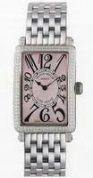 Replica Franck Muller Ladies Small Long Island Small Ladies Wristwatch 902 QZ O-4