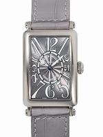 Replica Franck Muller Ladies Medium Long Island Midsize Ladies Wristwatch 902QZ