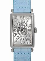 Replica Franck Muller Ladies Small Long Island Small Ladies Wristwatch 902QZ RELIEF