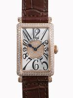 Replica Franck Muller Ladies Medium Long Island Midsize Ladies Wristwatch 902QZD1P