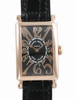 Replica Franck Muller Ladies Medium Long Island Midsize Ladies Wristwatch 902QZRELIEF