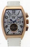 Replica Franck Muller Master Calendar Tourbillon Extra-Large Mens Wristwatch 9880 T MC-3