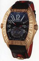 Replica Franck Muller Conquistador Grand Prix Extra-Large Mens Wristwatch 9900 T GP-16
