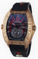 Replica Franck Muller Conquistador Grand Prix Extra-Large Mens Wristwatch 9900 T GP-17
