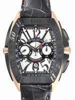 Replica Franck Muller Conquistador Grand Prix Extra-Large Mens Wristwatch 9900CCGP