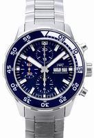 Replica IWC Aquatimer Chronograph Mens Wristwatch IW376710