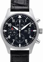 Replica IWC Pilot's Watch Chronograph Mens Wristwatch IW377701