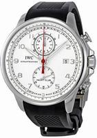 Replica IWC Portuguese Yacht Club Chronograph Mens Wristwatch IW390211