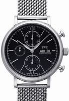 Replica IWC Portofino Chronograph Mens Wristwatch IW391010