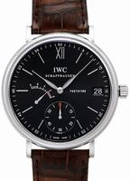 Replica IWC Portofino Hand-Wound Eight Days Mens Wristwatch IW510102