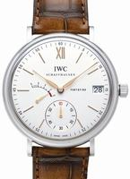 Replica IWC Portofino Hand-Wound Eight Days Mens Wristwatch IW510103